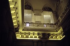 """Quai de l'Horloge, quai des Orfèvres. """"Palais de justice. Péristyle de la Cour d'appel, première chambre"""". Paris (Ier arr.). Photographie d'André Bondil (1918-2009). Diapositive. 24 mai 1991. Paris, bibliothèque de l'Hôtel de Ville. Paris, bibliothèque de l'Hôtel de Ville. © André Bondil / BHdV / Roger-Viollet"""