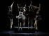"""""""La Fresque"""", conte chorégraphique d'Angelin Preljocaj. Paris, théâtre national de danse de Chaillot, 6 décembre 2017. Photographie de Colette Masson (née en 1934) © Colette Masson / Roger-Viollet"""