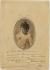 """Collings, Esme. """"Portrait de Patti (Adela Juana Maria dite Adelina), (1843-1919), cantatrice italienne"""". Tirage sur papier albuminé. en 1901-1901. Paris, musée Carnavalet. © Esme Collings / Musée Carnavalet / Roger-Viollet"""