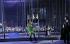 "LE CHÃ'TEAU DE BARBE BLEUECompositeur : Bela BARTOKMise en scene : Krzysztof WARLIKOWSKIDirection musicale : Ingo METZMACHERLibrettiste : Bela BALAZSOrchestre et ChÅ""ur : Opera national de ParisDecors : Malgorzata SZCZESNIAKCostumes : Malgorzata SZCZESNIAKLumieres : Felice ROSSInterpretes : John RELYEA : Le Duc Barbe BleueEkaterina GUBANOVA : JudithObservation : Opera couple avec La Voix HumainePalais Garnier Paris le 15 03 2018Photographe © Colette MASSON/Roger-Viollet. 20180314. © Colette Masson / Roger-Viollet"