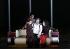 """""""Le Château de Barbe-Bleue"""", opéra en un acte de Béla Bartók. Paris, Palais Garnier, le 15 mars 2018. Photographie de Colette Masson (née en 1934) © Colette Masson / Roger-Viollet"""