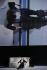 """""""La Voix humaine"""", tragédie lyrique en un acte de Francis Poulenc, mise en scène Krzysztof Warlikowski sous la direction musicale de Ingo Metzmacher. Livret : Jean Cocteau. Dramaturgie : Christian Longchamp. Chorégraphe : Claude Bardouil. Orchestre et choeur de l'Opéra national de Paris. Décors et costumes : Malgorzata Szczesniak. Lumières : Felice Rosss. Vidéo : Denis Guéguin. Interprète : Barbara Hannigan (Elle). Opéra couple avec """"le Château de Barbe Bleue"""". Paris, Opéra Garnier, le 14 mars 2018. © Colette Masson / Roger-Viollet"""