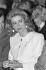 """Catherine Deneuve (born in 1943), French actress, during the presentation of the book 'Tour Eiffel centenary"""". Paris, on May 10, 1989. Photograph by Henri Garat. Paris, bibliothèque de l'Hôtel de Ville. © Herni Garat / BHdV / Roger-Viollet"""