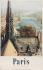 """""""Paris du haut de Notre-Dame"""", 1960. Photographie de Janine Niepce (1921-2007). Bibliothèque historique de la Ville de Paris. © Janine Niepce / BHVP / Roger-Viollet"""