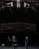 """Boris Godounov"", three-act opera by Modest Petrovich Mussorgsky. Conductor : Vladimir Jurowski. Direction : Ivo Van Hove. Stage design and lights : Jan Versweyveld. Orchestra and chorus : Opéra National de Paris. Dmitry Golovnin, Evgeny Nikitin, Elena Manistina and Peter Bronder. Paris, Opéra Bastille, on June 1st, 2018. © Colette Masson / Roger-Viollet"