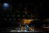 """""""Le Trouvère"""". Compositeur : Giuseppe Verdi. Mise en scène : Alex Ollé. Direction musicale : Maurizio Benini. Orchestre et Choeur : Opéra national de Paris. Décors : Alfons Flores. Costumes : Lluc Castells. Lumières : Urs Schönebaum. Interprêtes : Ekaterina Semenchuk (Azucena), Vitaliy Bilyy (Il Conte di Luna), Mika Kares (Ferrando). Paris, Opéra Bastille, 18 juin 2018. © Colette Masson / Roger-Viollet"""