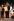 50ème anniversaire de l'université israélienne Bar-Ilan. Moshe Kaveh (né en 1943), physicien israélien, remettant un parchemin à Michel Legrand (1932-2019), musicien, compositeur, pianiste de jazz et chanteur français, le récompensant pour son soutien moral à Israël. Ramat Gan (Israël), 20 juin 2006. Photographie de Dan Porges. © Dan Porges / TopFoto / Roger-Viollet