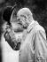 """Le prince Philip (né en 1921), prince consort du Royaume-Uni et époux de la reine Elisabeth II, lors de la """"Captain General's Parade"""", son dernier évènement public avant de prendre sa retraite. Londres (Royaume-Uni), palais de Buckingham, 2 août 2017. Photo : Yui Mok. © Yui Mok / PA Archive / Roger-Viollet"""