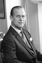 archive-pa-extras-20141202-164631-archive-pa197063-1.jpg. Ron Bell. Royalty - Duke of Edinburgh. Portrait of Prince Philip, Duke of Edinburgh, to commemorate his 60th birthday on June 10th, 1981. 19810602. © PA Archive / Roger-Viollet