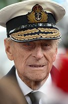 pa-news-old-20151105-124009-royalremembrance123975.jpg. Anthony Devlin. Poppy Appeal 2015. The Duke of Edinburgh meets veterans and servicemen during the opening of the Field of Remembrance at Westminster Abbey, London. 20151105. © Anthony Devlin / PA Archive / Roger-Viollet