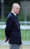 """Le prince Philip (né en 1921), prince consort du Royaume-Uni et époux de la reine Elisabeth II, lors du """"Royal Windsor Horse Show"""". Windsor (Angleterre), 15 mai 2014. © PA Archive / Roger-Viollet"""