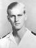 """Le prince Philip (né en 1921), prince consort du Royaume-Uni et époux de la reine Elisabeth II, en uniforme de commandant de la frégate """"HMS Magpie"""", 1951. © PA Archive / Roger-Viollet"""