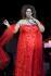 Aretha Franklin (1942-2018), auteur-compositeur et interprète américaine, lors d'un concert à l'hôtel-casino Seminole Hard Rock. Hollywood (Floride, Etats-Unis), 16 mars 2010. Photo : Larry Marano. © Larry Marano / TopFoto / Roger-Viollet
