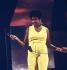 Aretha Franklin (1942-2018), auteur-compositeur et interprète américaine, lors d'un concert. Londres (Royaume-Uni). © TopFoto / Roger-Viollet