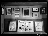 """excelsior. Vernissage de l'exposition Dada de Max Ernst (1891-1976) à la librairie Au sans pareil au 37 rue Kléber à Paris (XVIème arr.). Lundi 2 mai 1921. Photographie du journal """"Excelsior"""". 19210502. © Excelsior – L'Equipe / Roger-Viollet"""