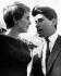 Jean Seberg (1938-1979), actrice américaine, et son mari Francois Moreuil (1934-2017), réalisateur français, 13 septembre 1958. © TopFoto / Roger-Viollet
