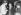 Jean Monnet (au centre, 1888-1979), économiste et financier français, président de la Communauté européenne du charbon et de l'acier, 20 août 1952. © TopFoto / Roger-Viollet