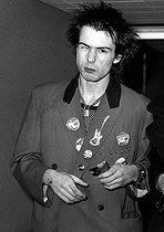 February 2nd, 1979 (40 years ago) : Death of Sid Vicious (1957-1979), British musician and singer