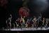 """""""Les Noces"""", ballet de Pontus Lidberg. Compositeur : Igor Stravinsky. Lumières : Bertrand Couderc. Décors et costumes : Patrick Kinmonth. Compagnie : Ballet de l'Opéra national de Pari. Paris Opéra Garnier, 4 février 2019. © Colette Masson / Roger-Viollet"""