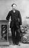 Karl Benz (ou Carl, 1844-1929), ingénieur allemand, considéré comme l'inventeur de la voiture. Le 3 juillet 1886, Benz montra la première voiture équipée d'un moteur à combustion interne, une voiture qu'il avait conçue et construite lui-même. Il a été fabriqué par sa société Benz and Co. © TopFoto / Roger-Viollet