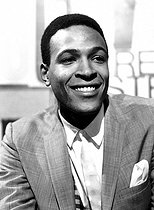 April 2nd, 1939 (80 years ago) : Birth of Marvin Gaye (1939-1984), American singer-songwriter © TopFoto / Roger-Viollet