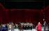 """Lady Macbeth of the Mtsensk District"", four-act opera composed by Dmitri Shostakovich. Conductor : Ingo Metzmacher. Direction : Krzysztof Warlikowski. Choreography : Claude Bardouil. Orchestra and chorus : Opéra national de Paris. Stage design and costumes : Małgorzata Szczęśniak. Lights : Felice Ross. Video: Denis Guéguin. Opera singers : Ausrine Stundytè, Pavel Cernoch and Alexander Tsymbalyuk. Paris, Opéra Bastille, on April 30, 2019. © Colette Masson / Roger-Viollet"