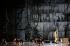 """Boléro"", ballet on a music composed by Maurice Ravel. Choreography : Mats Ek. Conductor : Jonathan Darlington. Lights : Erik Berglund. Costumes and stage design : Marie-Louise Ekman. Opéra national de Paris ballet company. Paris, Opéra Garnier, on June 20, 2019. © Colette Masson / Roger-Viollet"