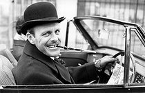 January 8, 1990: (30 years ago) Death of Terry Thomas (1911-1990), British actor TopFoto