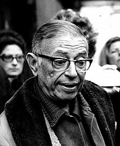 April 15, 1980: (40 years ago) Death of Jean-Paul Sartre (1905-1980), French philosopher and writer World History Archive / TopFoto