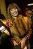 Anna Wintour (née en 1949), rédactrice en chef britannique, lors du défilé Lagerfeld Gallery. Paris, mars 2003. © Gauthier Gallet / Roger-Viollet
