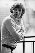 Roman Polanski (born in 1933), French-born Polish actor, theatre and opera director, producer and scriptwriter. Paris, 25 October 1968. Photograph by André Perlstein (born in 1942). © André Perlstein / Roger-Viollet