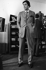 Nino Cerruti (born in 1930), Italian entrepreneur and fashion designer. 1969. Photograph by André Perlstein (born in 1942). © André Perlstein / Roger-Viollet