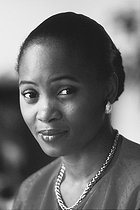 Barbara Hendricks (born in 1948), American opera singer. 1979. Photograph by André Perlstein (born in 1942). © André Perlstein / Roger-Viollet