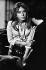 Bulle Ogier (née en 1939), actrice française. Photographie d'André Perlstein (né en 1942). Paris, 1970. © André Perlstein / Roger-Viollet