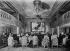 Salle de cinéma sur un paquebot, vers 1930. © Albert Harlingue / Roger-Viollet