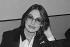 Nana Mouskouri (née en 1934), chanteuse grecque. Paris, octobre 1986. © Carlos Gayoso / Roger-Viollet