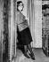 Nana Mouskouri (née en 1934), chanteuse grecque. Paris, années 1960-1970. © Roger-Viollet