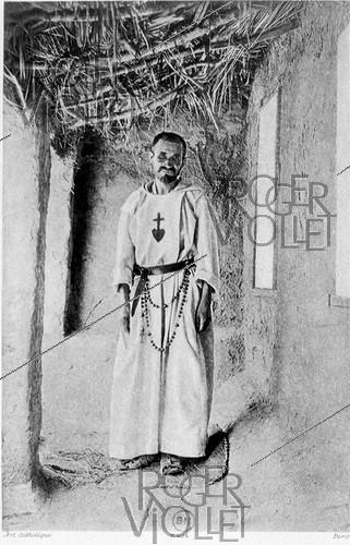 Roger-Viollet | 302253 | Blessed Charles de Foucauld (1858-1916), French religious leader. French National Library. | © Roger-Viollet / Roger-Viollet