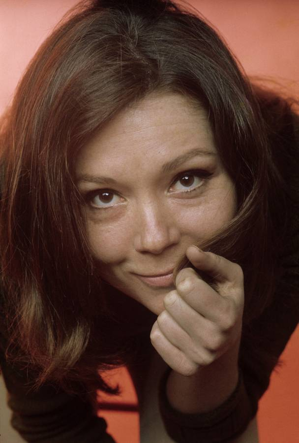 Death of Diana Rigg (1938-2020)