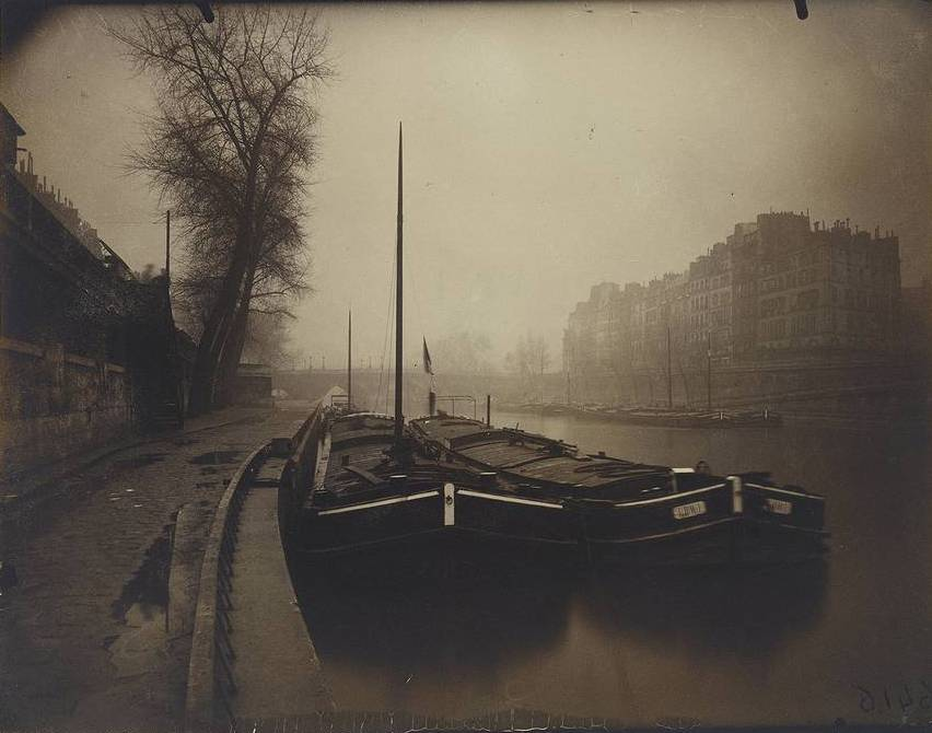 Marville & Atget