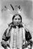 Sioux venu à Paris en 1905 avec le cirque de Buffalo Bill.  © Roger-Viollet