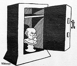 """Sennep (1894-1982). """"Etat de la caisse"""". Caricature de Raymond Poincaré (1860-1934). © Roger-Viollet"""