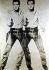 "Andy Warhol (1928-1987). ""Elvis Presley"".  © TopFoto / Roger-Viollet"
