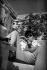 Keith Richards (né en 1943), musicien anglais et guitariste des Rolling Stones. Festival de Cannes, 1967. © Roger-Viollet