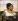 """Eugène Delacroix (1798-1863). """"Jeune femme assise dans un cimetière"""". Huile sur toile, 1824. Paris, musée du Louvre. © Roger-Viollet"""