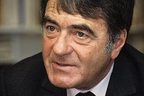 July 5, 2018 : Death of Claude Lanzmann (1925-2018), French journalist, writer, director and producer, at the age of 92 © Jean-Régis Roustan / Roger-Viollet