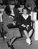 Shirley Temple (1928-2014), actrice américaine, et Eleanor Roosevelt (1884-1962), épouse du président des Etats-Unis. 1938. © Ullstein Bild/Roger-Viollet