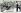 """""""Retour de Loubet de son voyage en Russie"""". Caricature sur Emile Loubet (1838-1929), président de la République française. Carte postale humoristique, avant 1903. © Roger-Viollet"""