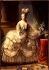 """Antoine-François Callet (1741-1823). """"Marie-Antoinette (1755-1793), reine de France"""". Musée de Versailles.    © Roger-Viollet"""