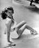 Rita Hayworth (1918-1987), actrice américaine. 1967. © TopFoto / Roger-Viollet